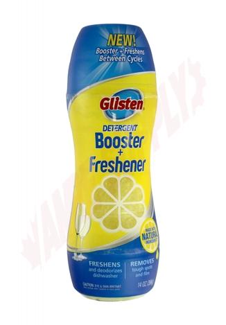 Photo 1 of DM0616NEA : Glisten Dishwasher Detergent Booster & Freshener, 414ml