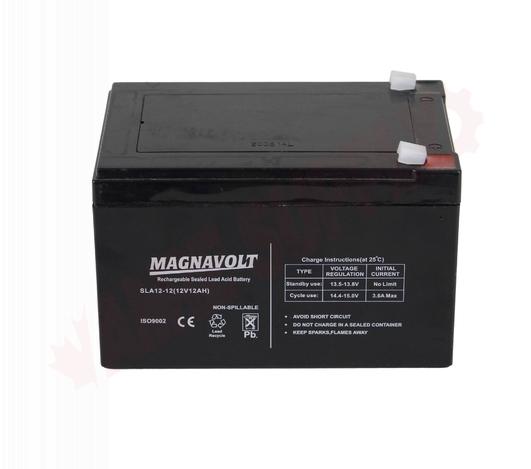 Photo 2 of SLA12-12 : Battery, 12Ah 12V Sealed Lead