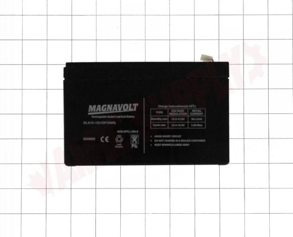 Photo 7 of SLA12-12 : Battery, 12Ah 12V Sealed Lead
