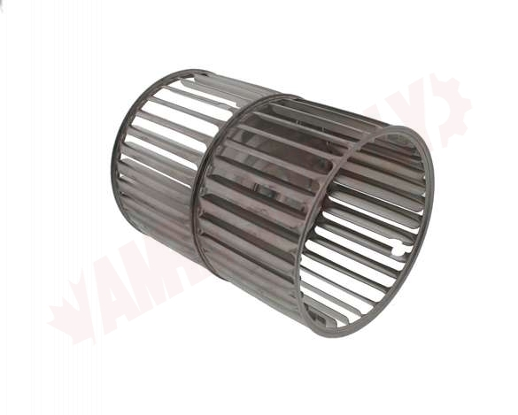 5 1//2 X 6 7//8 X 1//2 Aluminum Double Inlet Blower Wheel CW