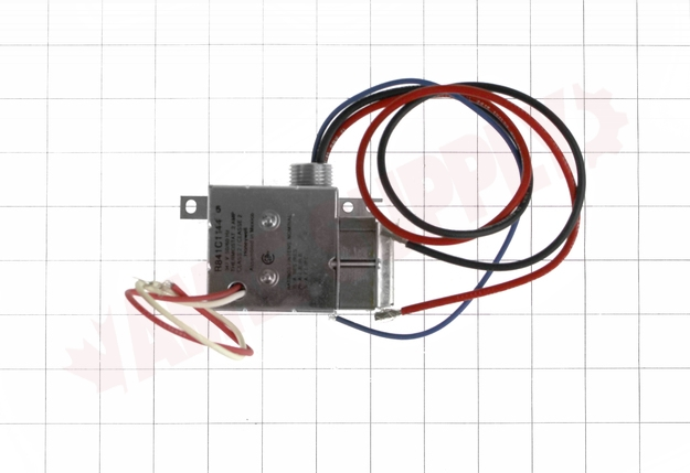Photo 9 of R841C1144 : Honeywell Relay, SPST, 347V, for Electric Heaters