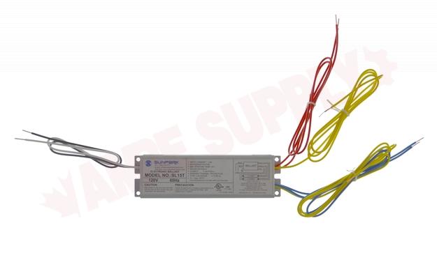 Sunpark Sl15t Wiring Diagram