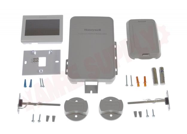 Photo 1 of YTHX9421R5101WW : Honeywell Home Prestige 2-Wire IAQ Digital Thermostat Kit, Programmable, Heat/Cool