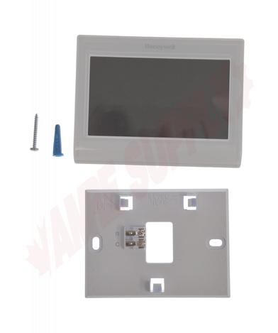 Photo 4 of YTHX9421R5101WW : Honeywell Home Prestige 2-Wire IAQ Digital Thermostat Kit, Programmable, Heat/Cool