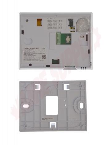 Photo 5 of YTHX9421R5101WW : Honeywell Home Prestige 2-Wire IAQ Digital Thermostat Kit, Programmable, Heat/Cool