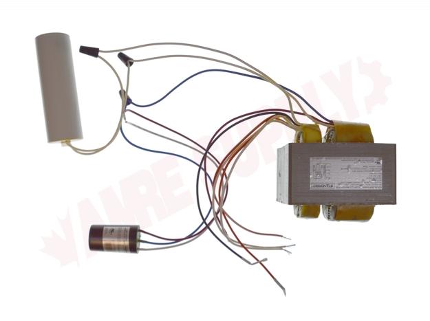 Photo 2 of BALS0400TCA : Standard Lighting Magnetic High Pressure Sodium Ballast, 120/277/347V