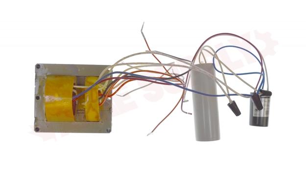 Photo 3 of BALS0400TCA : Standard Lighting Magnetic High Pressure Sodium Ballast, 120/277/347V