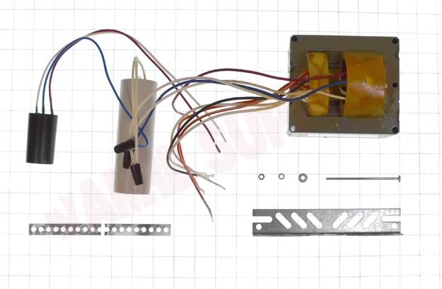 Photo 8 of BALS0400TCA : Standard Lighting Magnetic High Pressure Sodium Ballast, 120/277/347V