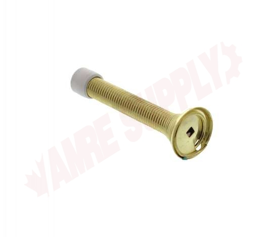 Photo 2 of 25-4671B : Taymor Spring Door Stop, 3-1/8, Polished Brass