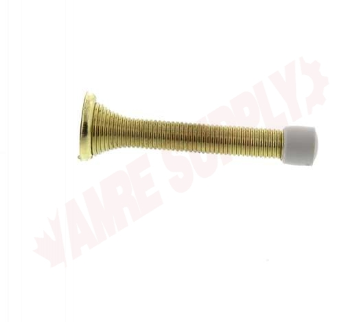 Photo 5 of 25-4671B : Taymor Spring Door Stop, 3-1/8, Polished Brass