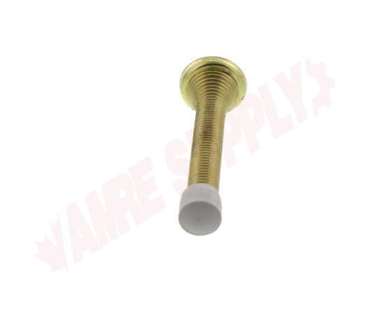Photo 7 of 25-4671B : Taymor Spring Door Stop, 3-1/8, Polished Brass