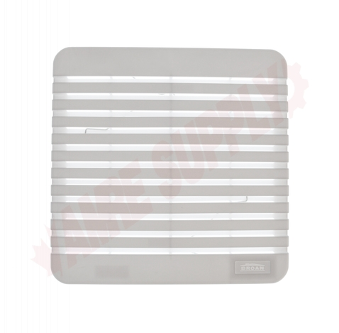 Photo 1 of 10880266 : Broan Nutone Exhaust Fan Grille, 9-1/2 x 9-1/2, For 650/660/675
