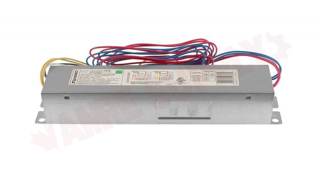 Photo 3 of E296T12PRS347/N/HO : Standard Lighting Electronic Linear Fluorescent Ballast, 347V