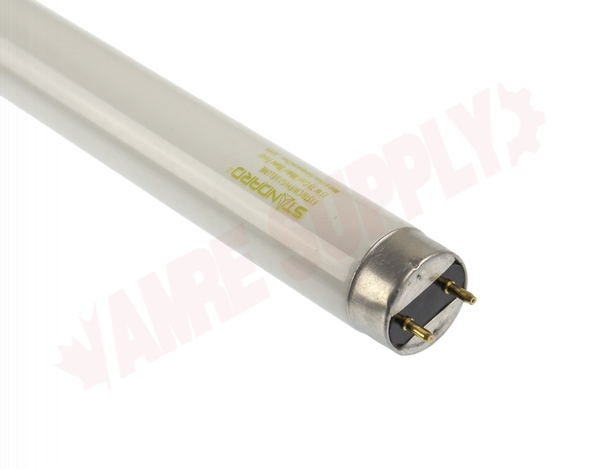 Photo 4 of F15T8/CW : 15W T8 Linear Fluorescent Lamp, 18, 4100K