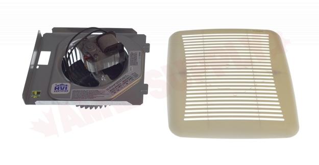 Photo 9 of 690UPGKIT : Broan Nutone Exhaust Bath Fan Upgrade Kit, 60 CFM 3.0 Sones