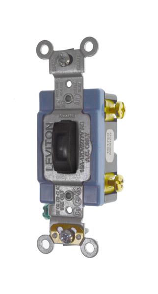 55500 Prt Leviton Tamper Resistant Wall Plate Key Switch