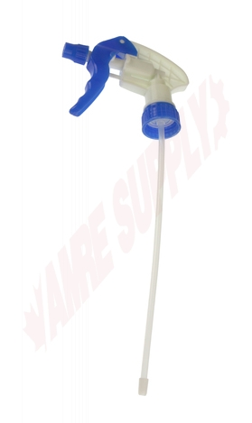 Photo 1 of 3558B : Globe Trigger Spray Head, 9-1/4 Tube, Blue