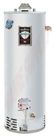 Photo 1 of RG240S6N : Bradford White Hot Water Tank, 40 Gallon, Natural Gas, Defender Series
