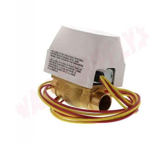 Photo 6 of ZSW34NCA : Emerson White Rodgers 3/4 Sweat,  2-Way, 3.5 Cv, 142 PSI, Normally Closed Zone Valve