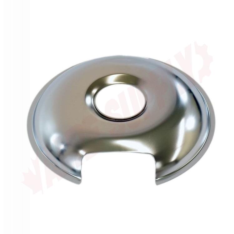"Bosch Thermador Gaggenau Stove Range Cooktop 8/"" Chrome Burner Drip Pan 484635"