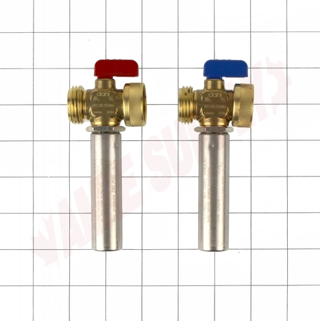 Photo 18 of 121-04-04F-14WHA : Dahl Water Hammer Arrester Valves 2pk For Washing Machines