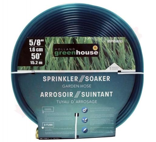 Photo 1 of HSP58050 : Holland Greenhouse Sprinkler Soaker Hose, 3 Tube, 50'