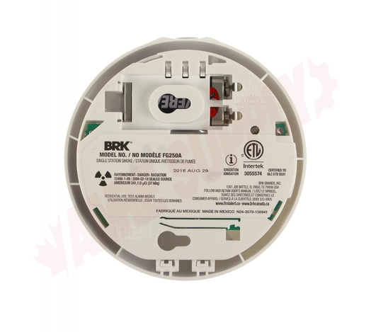 SAFC-318A : American Sensors Battery Operated Ionization