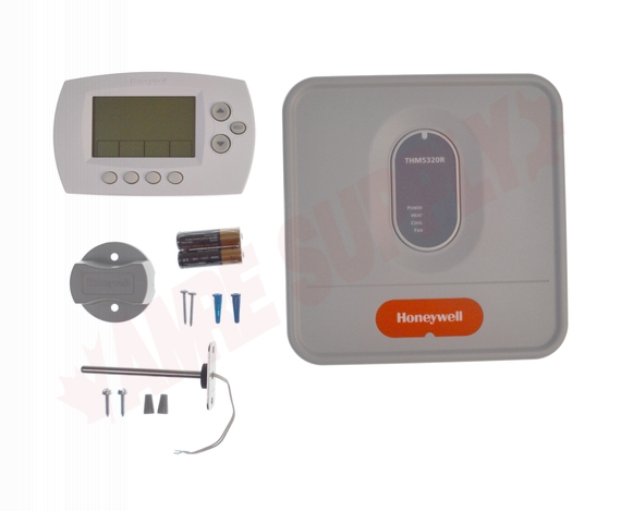 Photo 1 of YTH6320R1001 : Honeywell Home FocusPRO Wireless Digital Thermostat Kit, Programmable, Heat/Cool