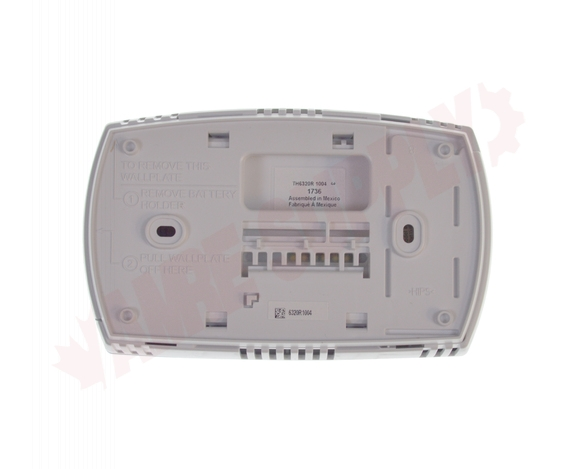 Photo 3 of YTH6320R1001 : Honeywell Home FocusPRO Wireless Digital Thermostat Kit, Programmable, Heat/Cool