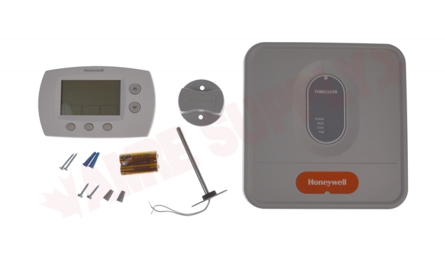 Photo 1 of YTH5320R1000 : Honeywell Home FocusPRO Wireless Digital Thermostat Kit, Non-Programmable, Heat/Cool