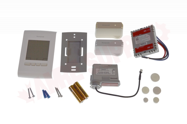 Photo 1 of YTL9160AR1000 : Honeywell Home EConnect Wireless Line Voltage Thermostat Kit, Heat Only