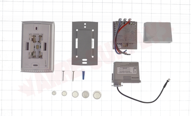 Photo 14 of YTL9160AR1000 : Honeywell Home EConnect Wireless Line Voltage Thermostat Kit, Heat Only