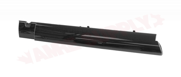Photo 1 of W10701697 : Whirlpool Microwave Vent Grille, Black