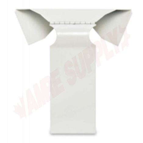 Photo 1 of 101411000 : Slant Fin Fine Line 30 Baseboard Heater 135° Inside Corner Panel, White