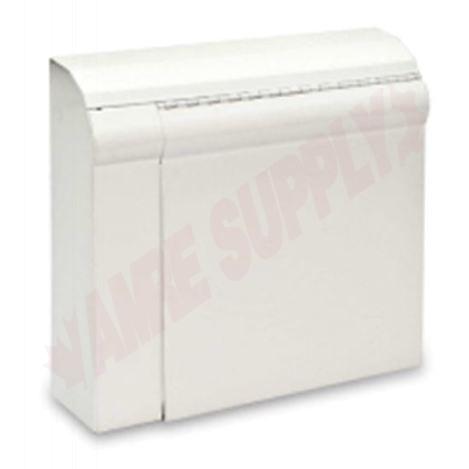 Photo 1 of 101418000 : Slant Fin Fine Line 30 Baseboard Heater Valve Cover, Right Hand, 8