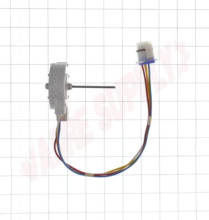 wr01f01627   ge refrigerator evaporator fan motor