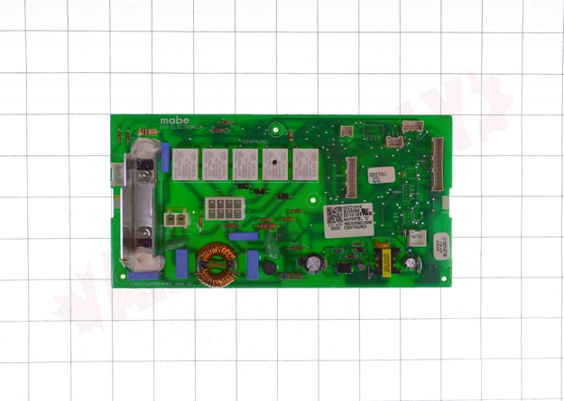 Photo 4 of WW02F00193 : GE Dryer Electronic Control Board