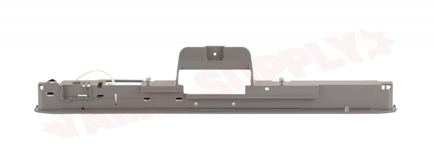 Photo 4 of W10910626 : Whirlpool Dishwasher Control Panel, Stainless
