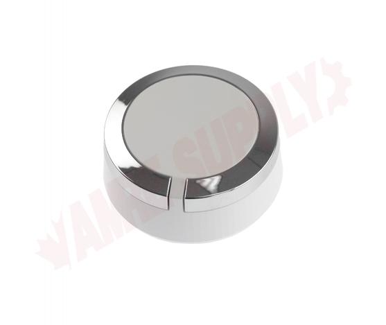 Photo 1 of WW02L00614 : GE Dryer Control Knob, White