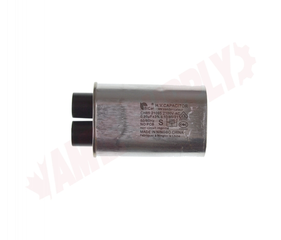 Photo 9 of 8206562 : Whirlpool Microwave High Voltage Capacitor