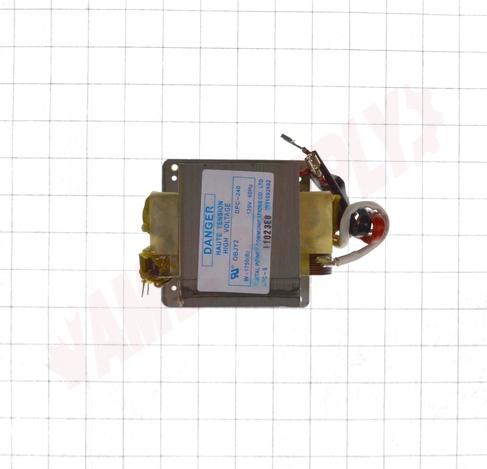 Photo 12 of W10836753 : Whirlpool Microwave Transformer