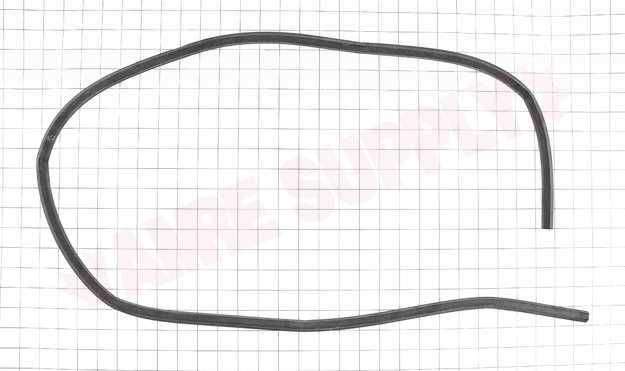 wpw10509257   whirlpool dishwasher door gasket