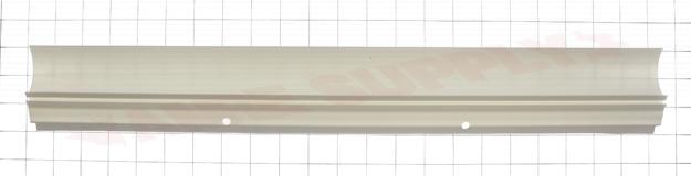 WG04L01889 : GE Dishwasher Bottom Door Gasket & Deflector Strip on