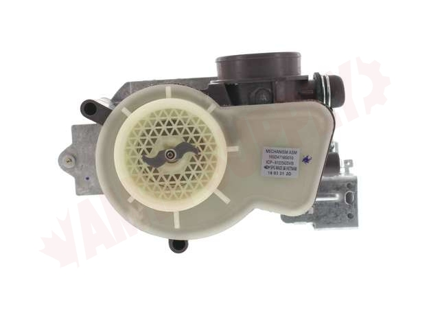 WG04F00655 : GE Dishwasher Circulation Pump & Motor embly on
