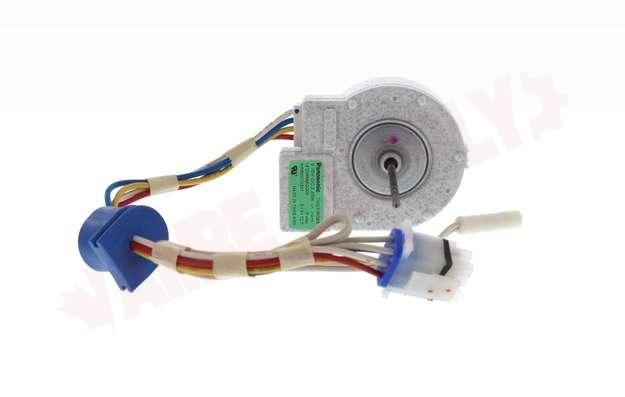 WR01F01624 : GE Refrigerator Evaporator Fan Motor on