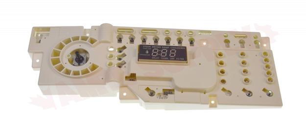 Photo 1 of WW02A00111 : G.E. Dryer User Interface Board Assembly