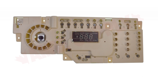 Photo 2 of WW02A00111 : G.E. Dryer User Interface Board Assembly