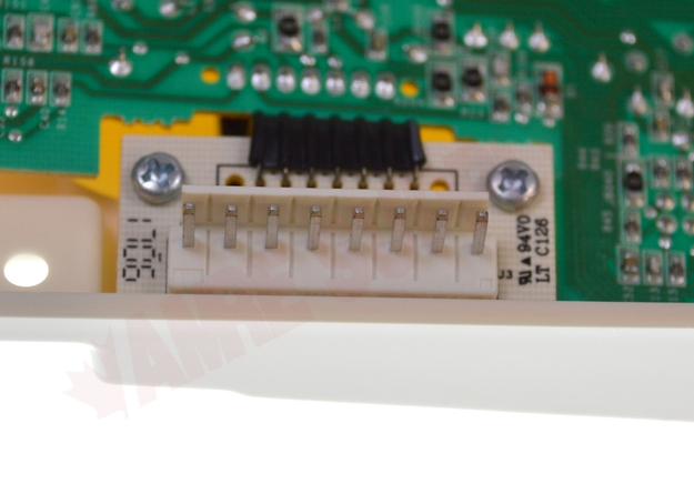 Photo 6 of WW02A00111 : G.E. Dryer User Interface Board Assembly