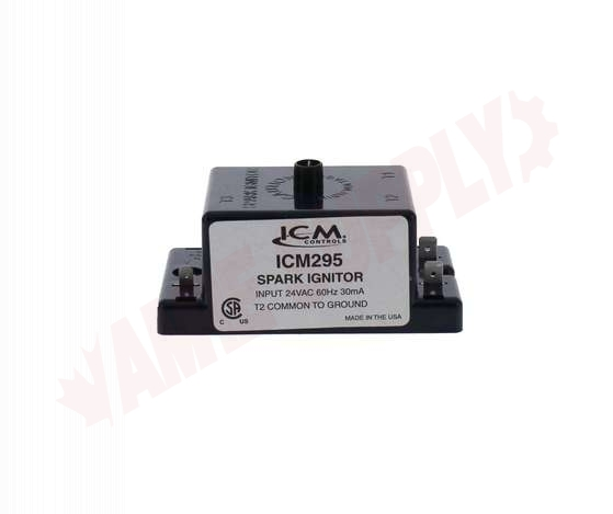 ICM295 : Carrier Spark Ignition Control Replacement