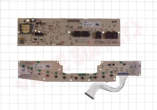 WG01A00138 : GE Dishwasher Electronic Control Board Kit on